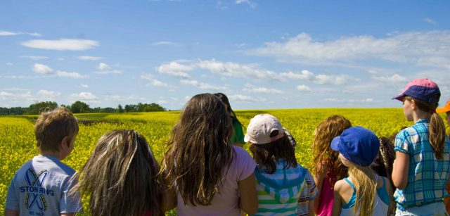 5 Reasons to Teach Children about Agriculture
