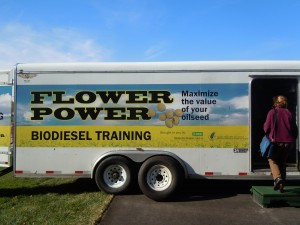 Teachers Get a Lesson in Making Biodiesel