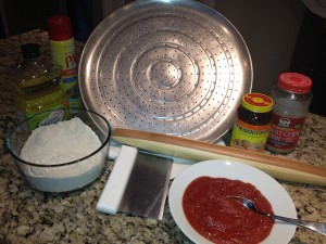 Ellen's Pizza Dough Supplies