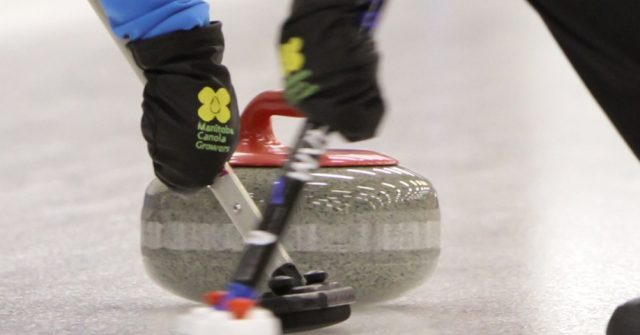 Curling: A Draw to the Button AGAIN!