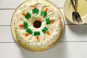 Pineapple Carrot Chiffon Cake2