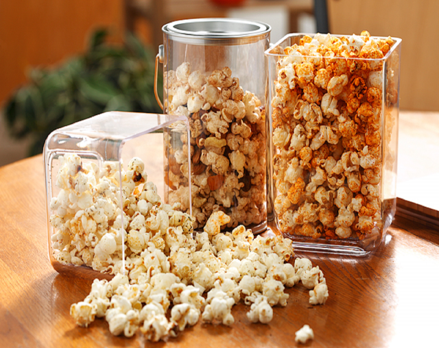 Sweet Spiced Popcorn