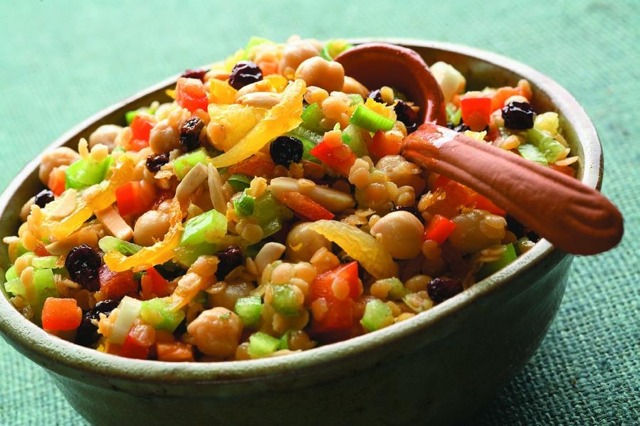 Moroccan Pulse Salad