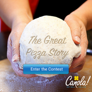 The Great Pizza Story | www.canolaeatwell.com