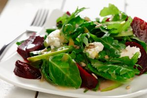 Roasted Beet Salad | www.canolarecipes.ca