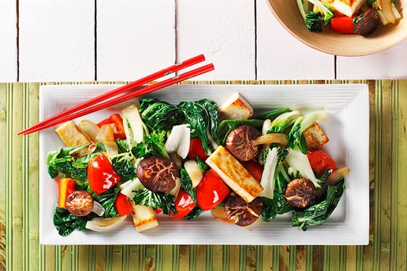 Embrace the Veggie-full Stir-fry