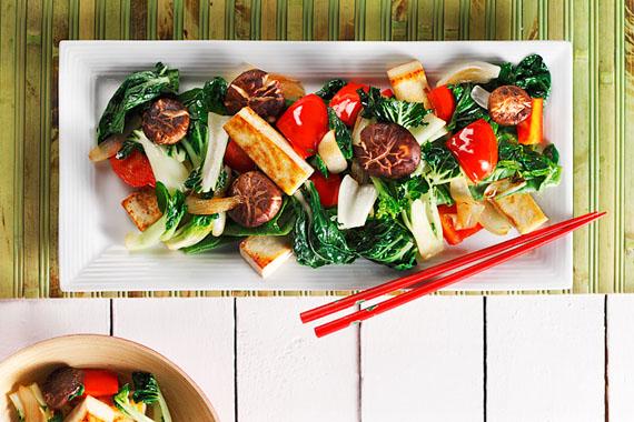 Tofu Stir-fry | www.canolarecipes.ca