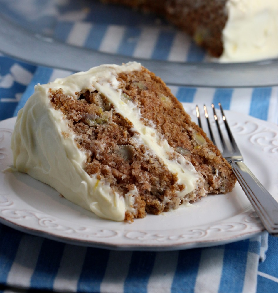 Hummingbird Cake | Eat Well