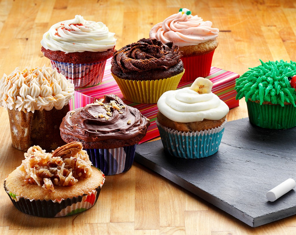 Cupcake Personality | www.canolaeatwell.com