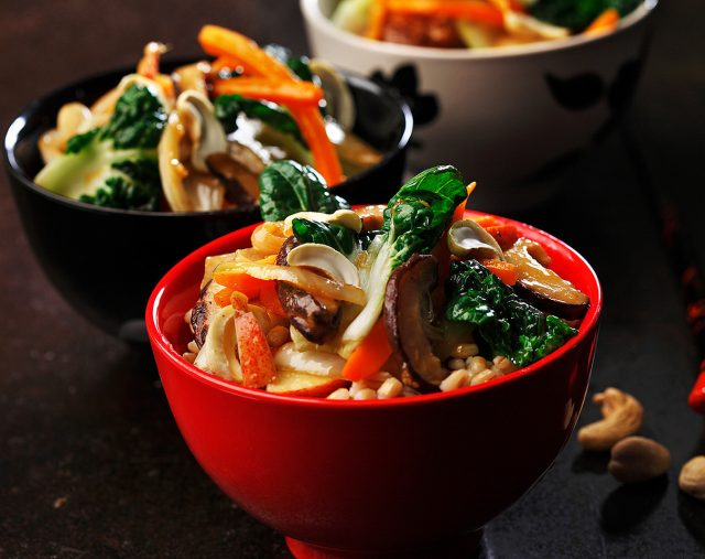 Top 10 Foods to Live By Stir-fry