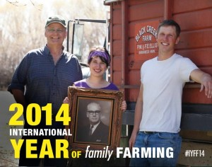 Year of family farming | www.canolaeatwell.com
