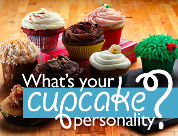 What's your Cupcake personality?