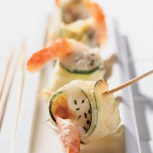 Crispy Shrimp Rolls