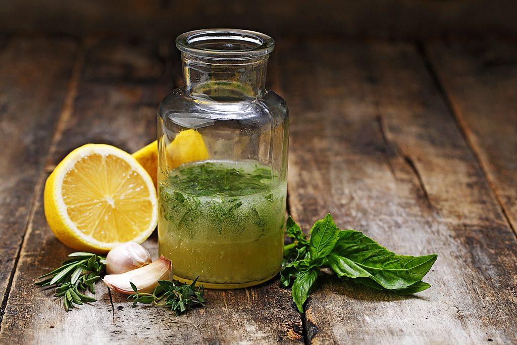 Lemon and Fresh Herb Vinaigrette