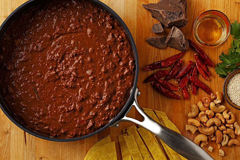Chocolate Mole Sauce