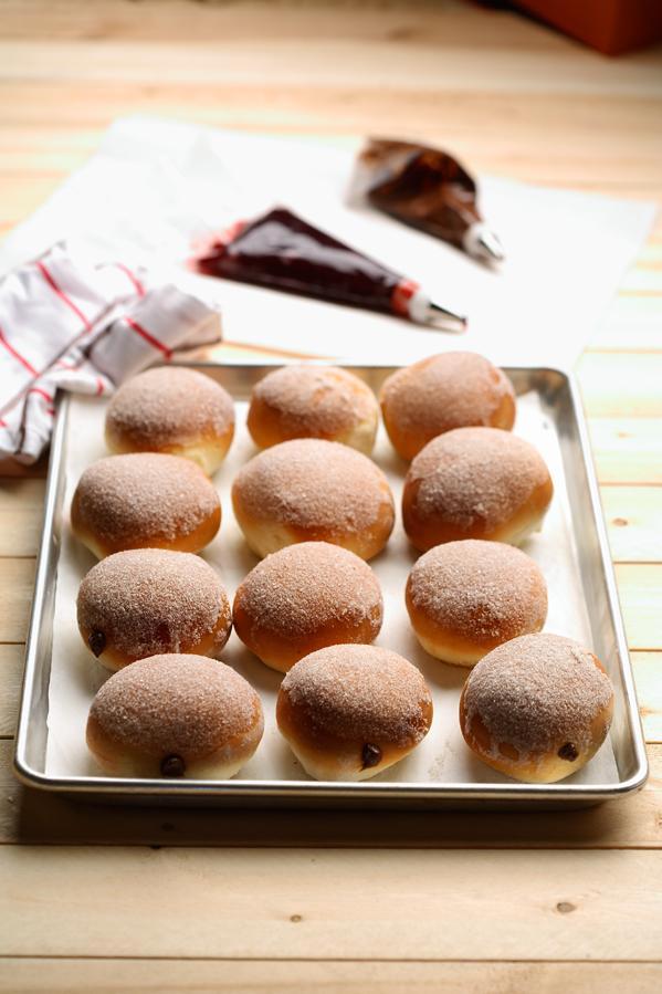 Incredible Baked Doughnuts