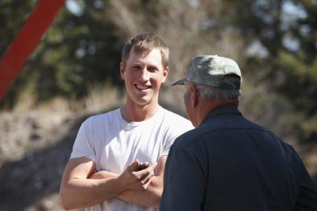 Food Day Canada with Prairie Farmer Simon Ellis