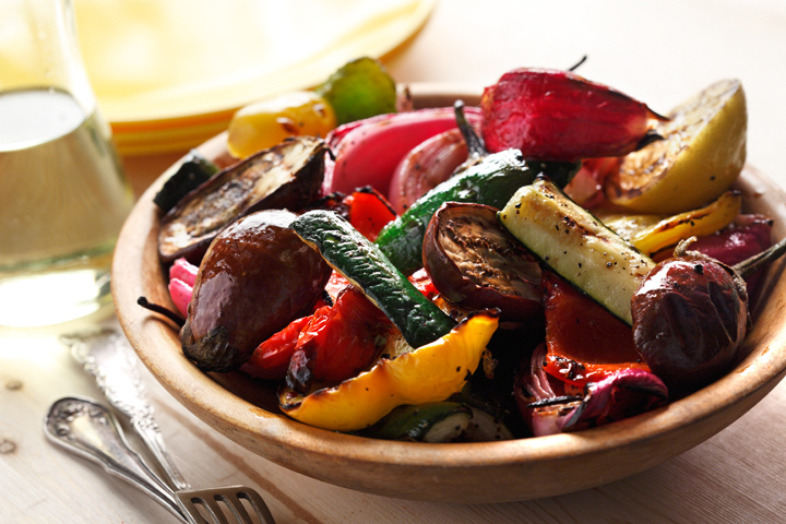 Spice-It-Up Paste for Grilled Vegetables
