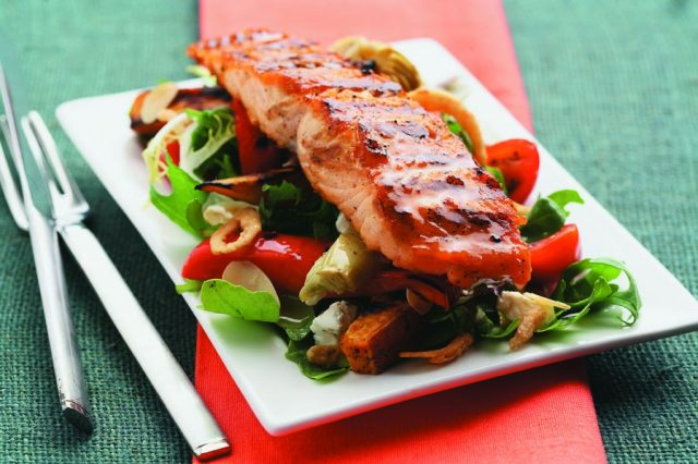 Super Salmon Salad