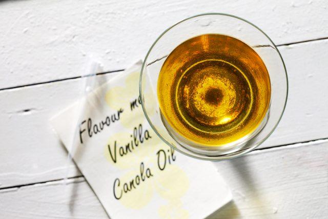 Flavour Me Vanilla Canola Oil