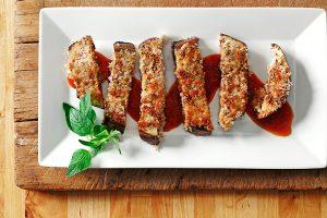 Crispy Eggplant Slices