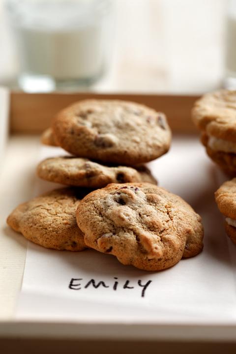 Crunchy Munchy Cookies