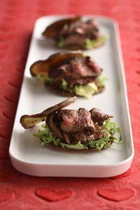 Tangy-Sweet Balsamic Sirloin Steak