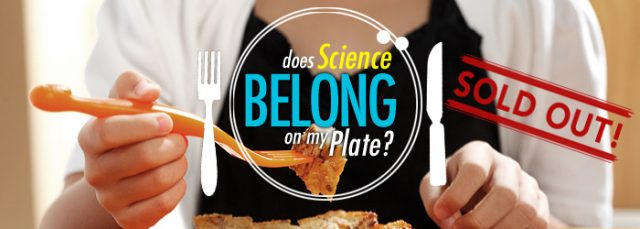 {Join Online} Does Science Belong on My Plate?