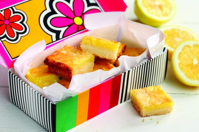 Lip Smackin' Lemon Bars