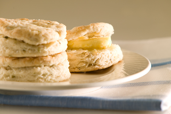 Cheddar Baking Powder Biscuits