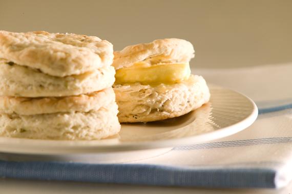 Cheddar Baking Powder Biscuits