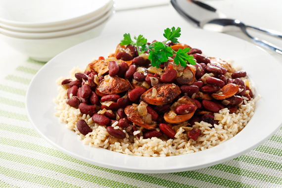 Red Beans and Rice | Eat Well