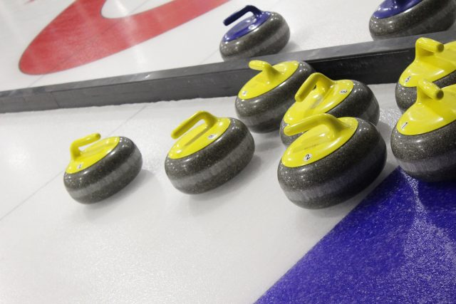 Curling: Join the fun and a {Giveaway}