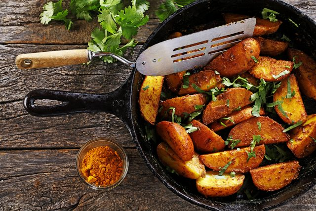 Cumin Potatoes