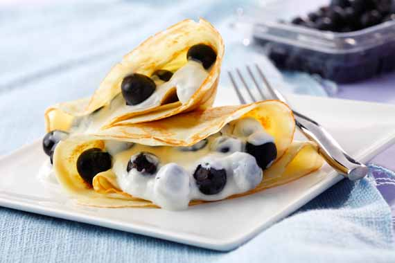 Basic Crepes | Eat Well