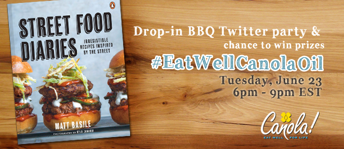 Drop-in BBQ Twitter Party