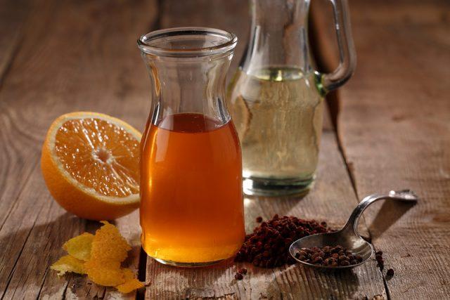 Citrus Infused Canola Oil