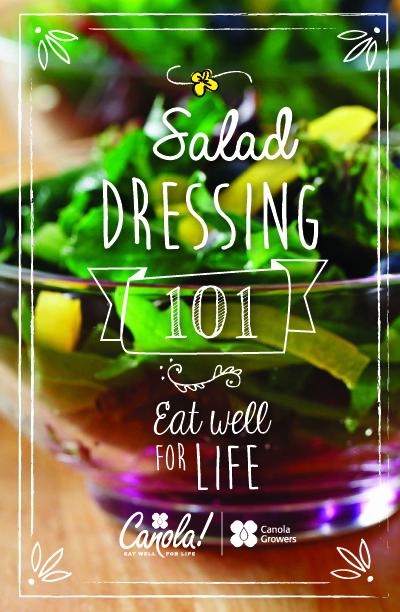 Salad Dressing 101