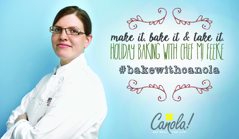 Holiday Baking with Chef MJ Feeke