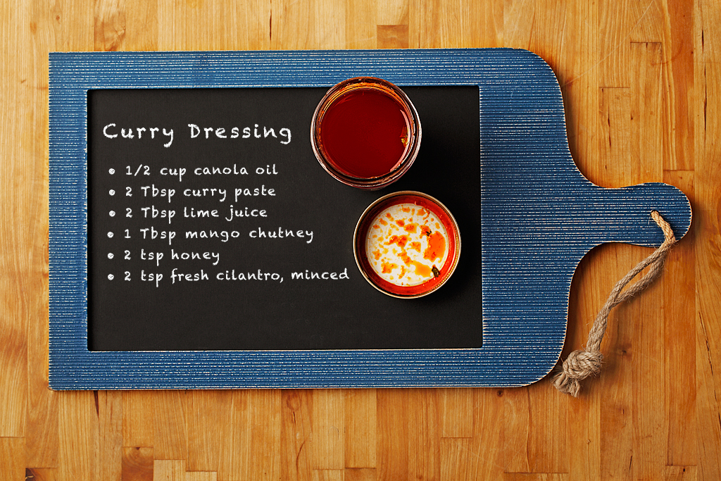 Curry Dressing