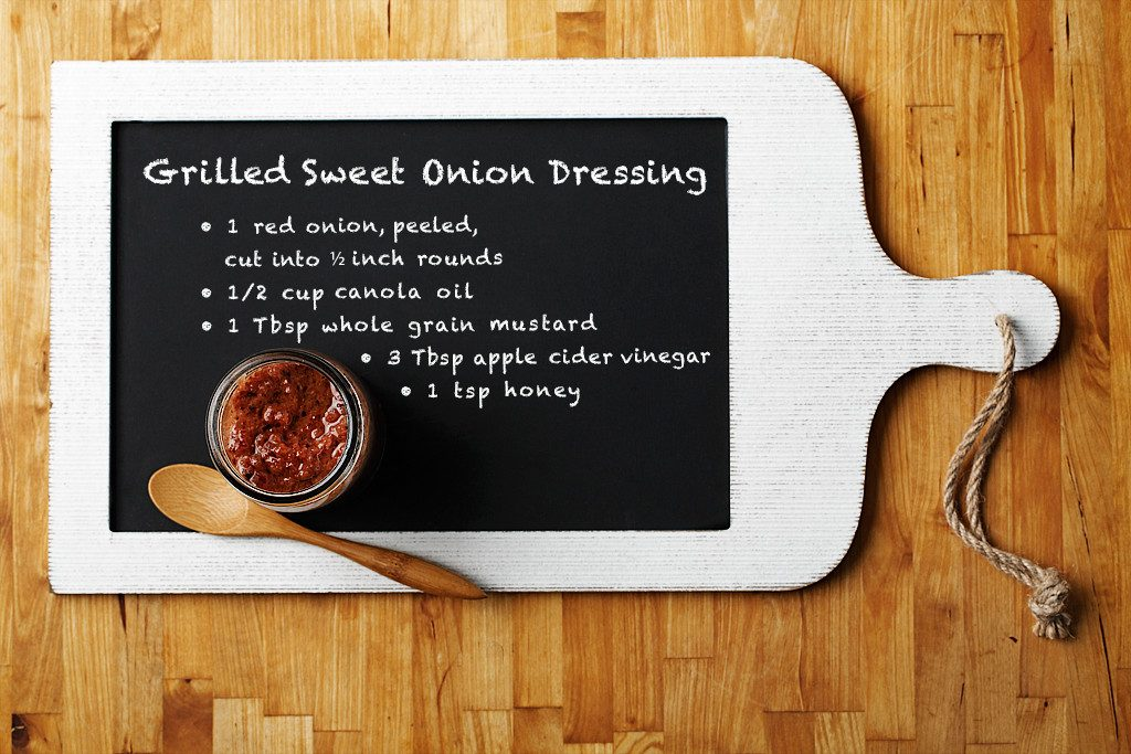 Grilled Sweet Onion Dressing