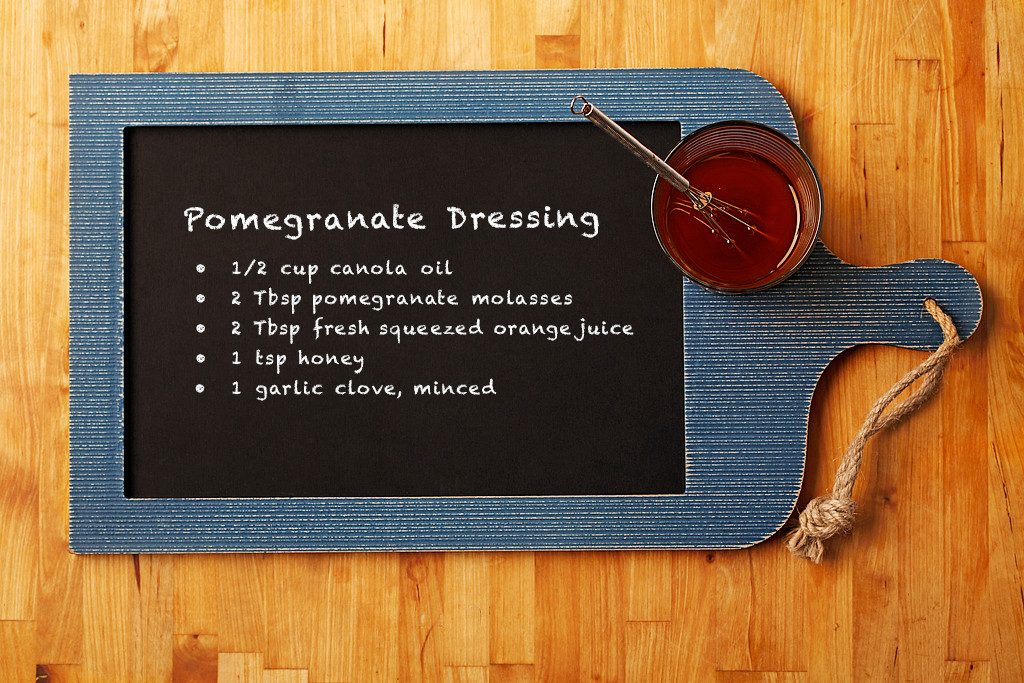 Pomegranate Dressing