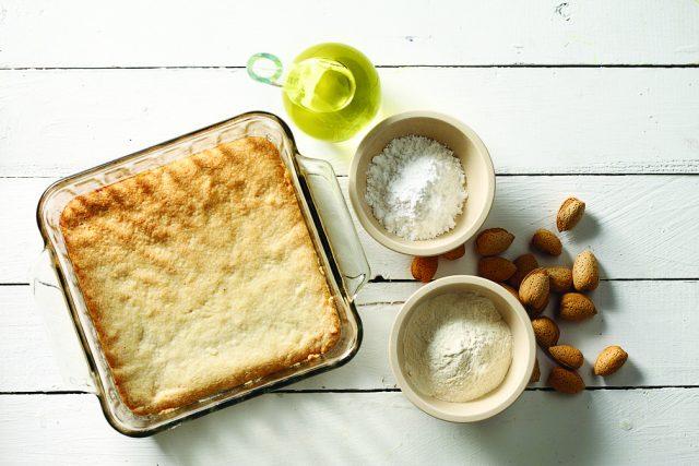 Sweet Shortbread Crust