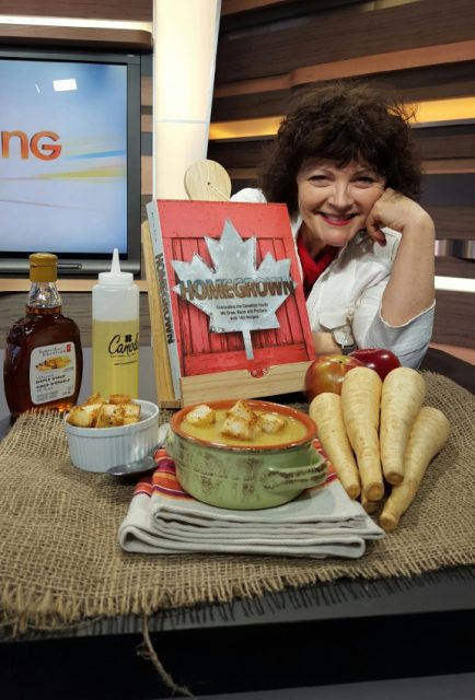 Homegrown: Love Canadian Food