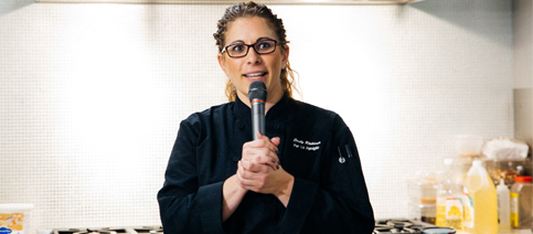 Learn. Cook. Eat with Emily Richards