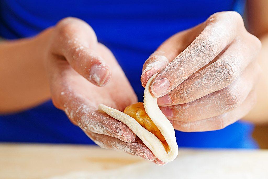 Pierogi Dough