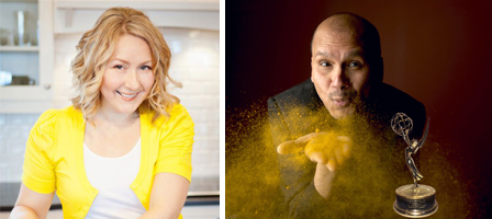 Get Cooking with Raghavan and Patricia