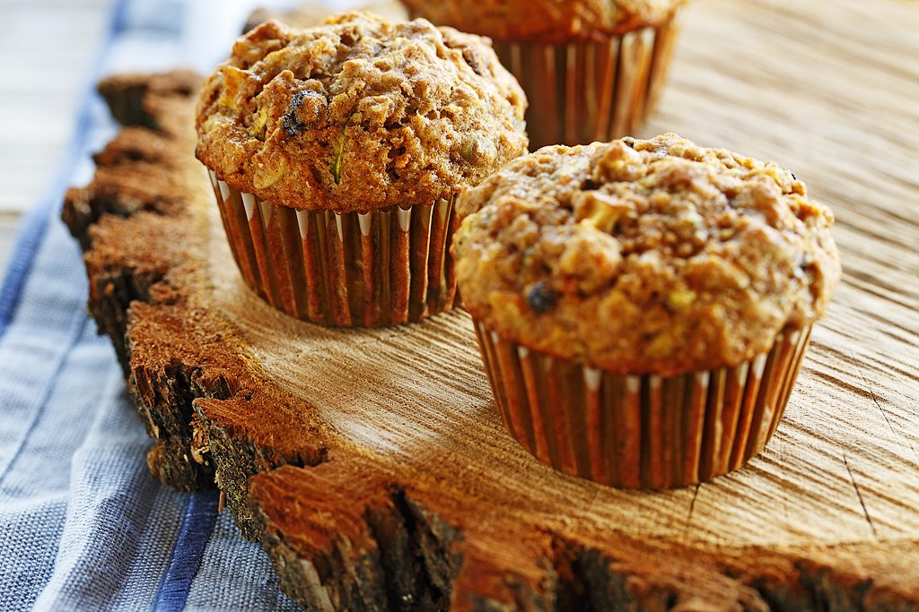 Zucchini Carrot Breakfast Muffins Eat Well