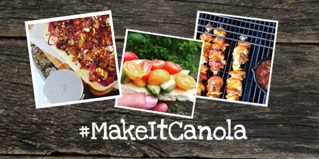 #MakeItCanola Summer {Contest}