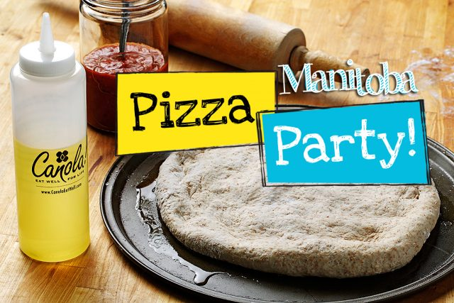 In Manitoba? Join us for a Pizza Party!